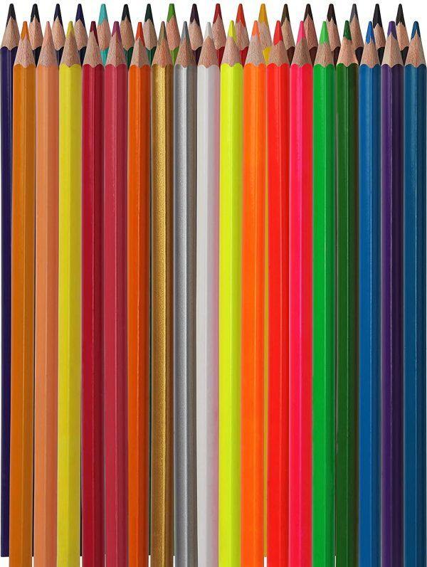 Faber-Castell-36-Triangular-Colour-Pencils