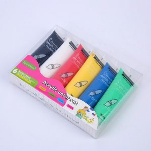 KeepSmiling Acrylic Color 30ml Set- 6